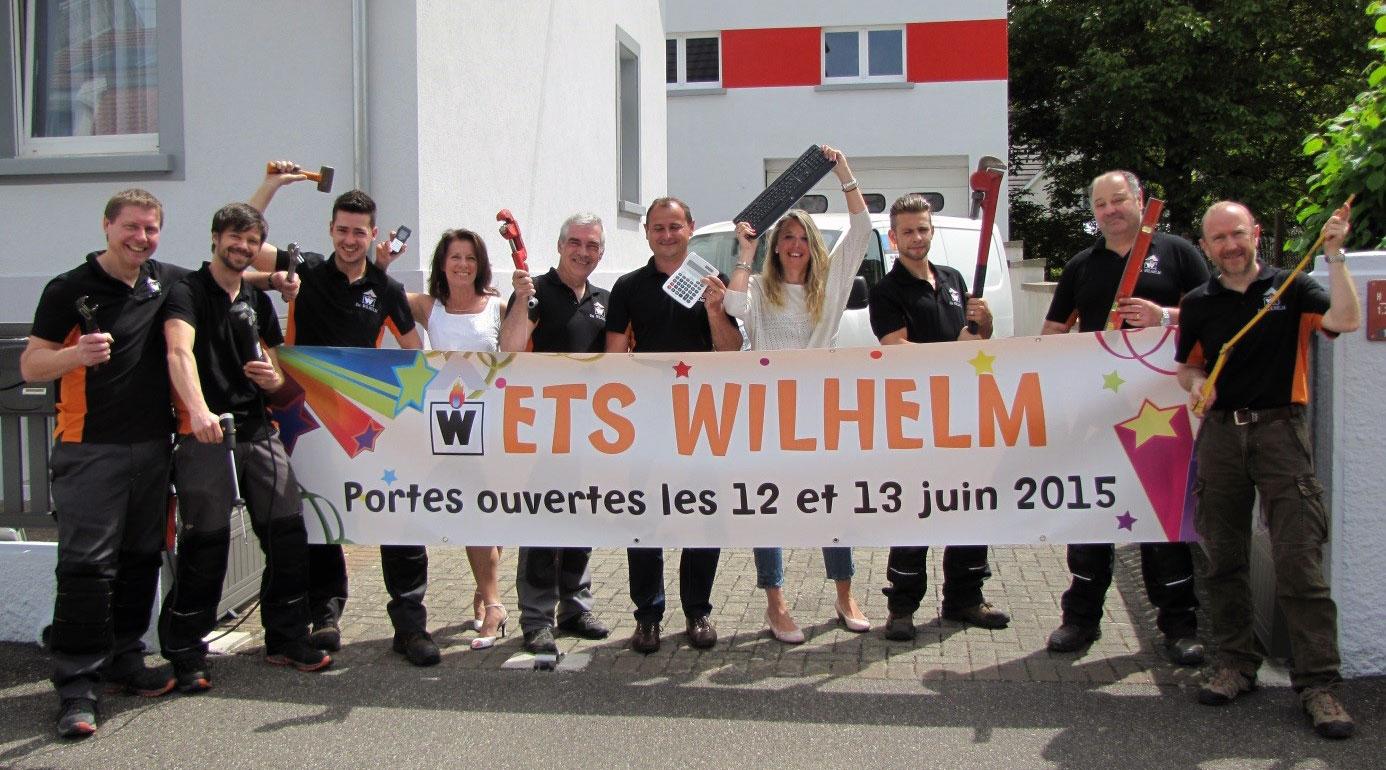 L'entreprise Wilhelm à Brunstatt